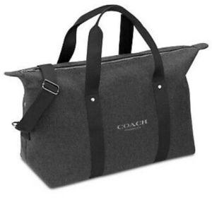 Coach Weekend Bag Gray by Coach Fragrance